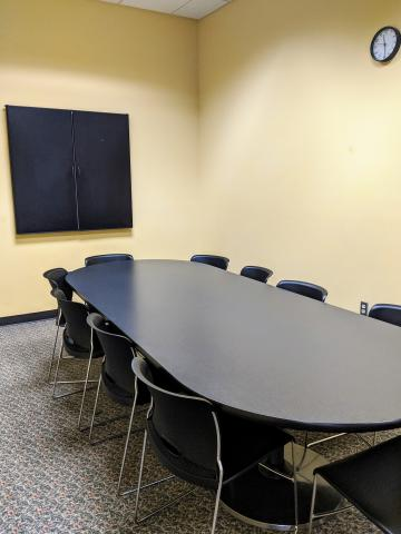 2nd Floor Conference Room 1 image with conference table and chairs